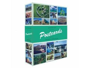 Album na pohlednice POSTCARDS, 200 pohlednic