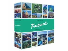 Album na pohlednice POSTCARDS, 600 pohlednic