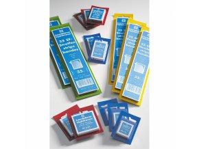 Pásky XL, černé