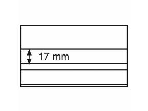 Volné karty, 2 řádky, 148 x 85 mm