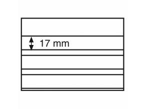 Volné karty, 3 řádky, 148 x 105 mm