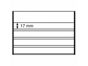 Volné karty, 3 řádky, 158 x 113 mm