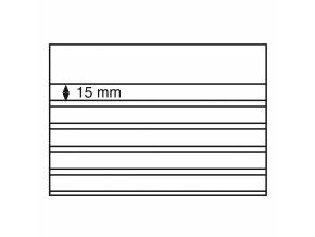 Volné karty, 5 řádků, 210 x 148 mm