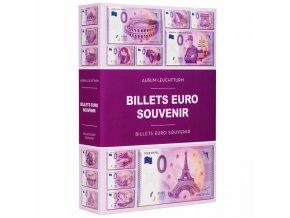 Album na 420 bankovek Euro Souvenir