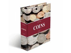 Zásobník na mince OPTIMA COINS s 5 listy