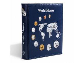 Zásobník na mince OPTIMA World Money