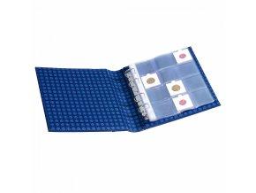 Zásobník na mince OPTIMA CLASSIC s 10 listy