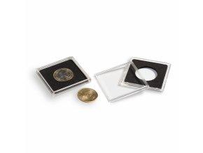 Bublinky na mince QUADRUM, 10 ks