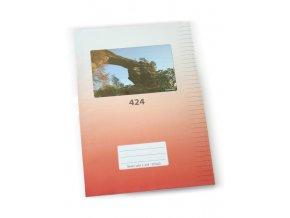 Sešit A4 424