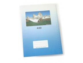 Sešit A4 440