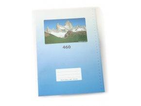 Sešit A4 460