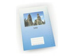 Sešit A5 540