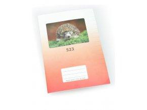 Sešit A5 523