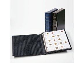 Zásobník na mince GRANDE s kazetou a s 10 listy