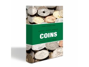 Kapesní album na mince COINS, 48 mincí