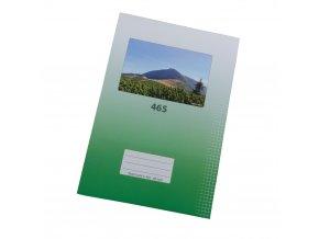 Sešit A4 465