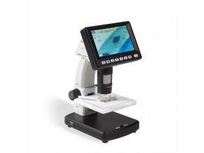 LCD digitální mikroskop DM5, 20x - 200x zvětšení