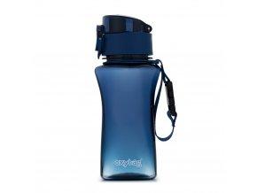 Láhev na pití TRITAN, 400 ml, tmavě modrá