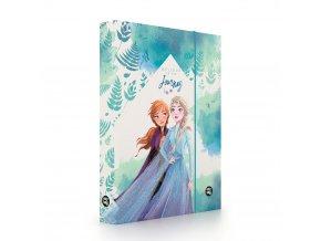 Box na sešit A4 Frozen JUMBO