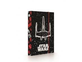 Box na sešit A5 Star Wars