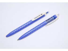 Propiska gelová 0,5 modrá CRONIX
