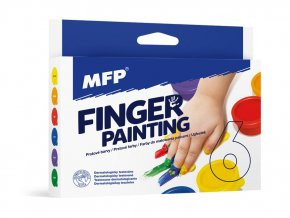 Prstové barvy MFP