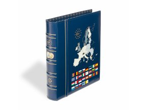 Albové desky na euro mince OPTIMA CLASSIC