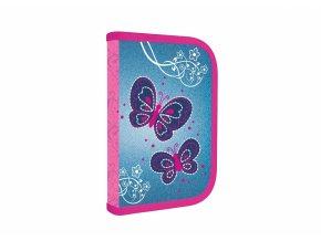 Školní penál 3-495 Butterfly