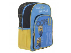despicable cattivissimo me 2 zaino zainetto backpack minion mishap
