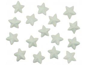 Hvězda polystyrenová 30mm