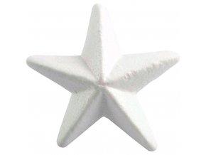 Hvězda polystyrenová 100mm