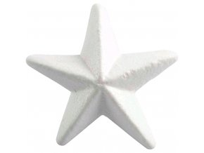 Hvězda polystyrenová 150mm