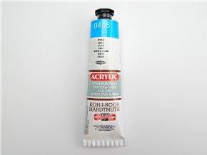 Barva 162710 0405 cyan akrylová 40ml