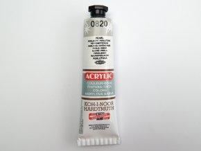 Barva 162726 0820 perleťová akrylová 40m