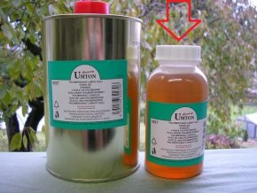 Olej lněný polymerovaný 250ml