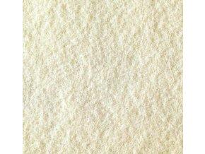 Dekorační filc A4 180g bílý