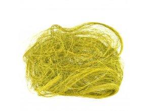 Sisalové vlákno 30g olivové