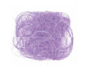 Sisalové vlákno 30g levandulové