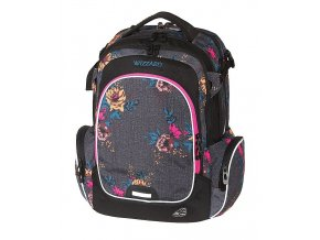 Studentský batoh WIZZARD Flower
