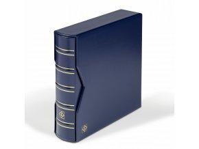 album fuer 200 fdcs oder briefe din lang inkl schutzkassette blau 2