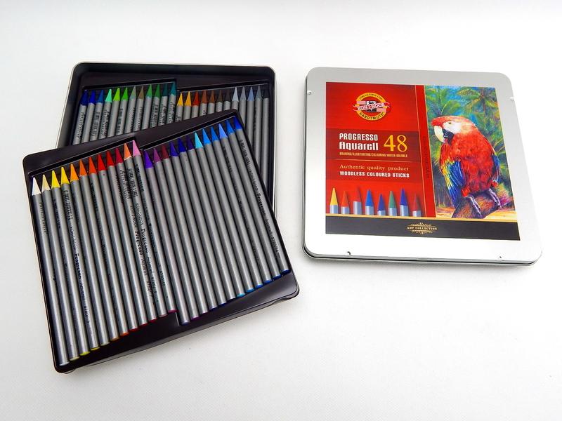 Pastelky akvarelové 8786/48
