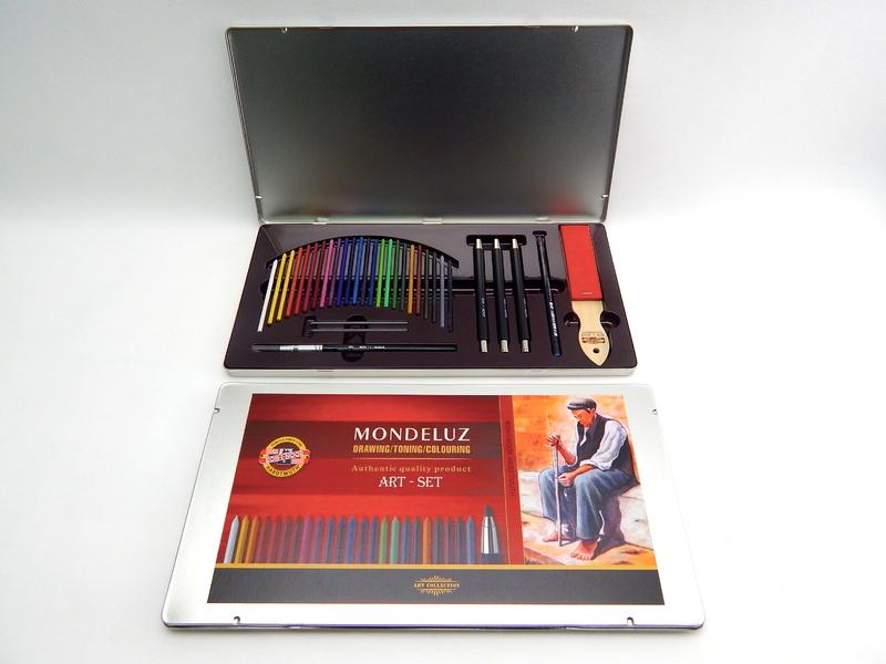 Pastelky akvarelové 3796/32