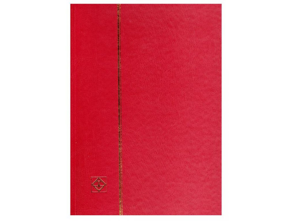 Album A4 na známky 32 stran ČERVENÉ 309224