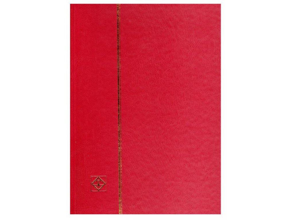 Album A4 na známky 32 stran ČERVENÉ 334124