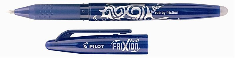 Gumovací pero Pilot Frixion 0,7