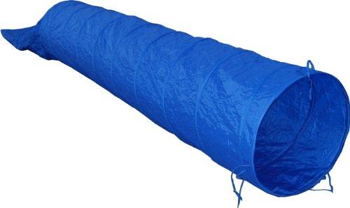Tunel pro psa - závod agility, výcvik psa, tmavě modrý 500x60cm