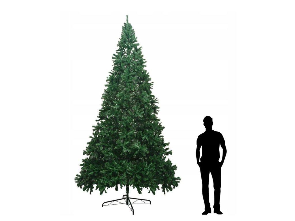 vianocny stromcek xxl 400cm skrebriky