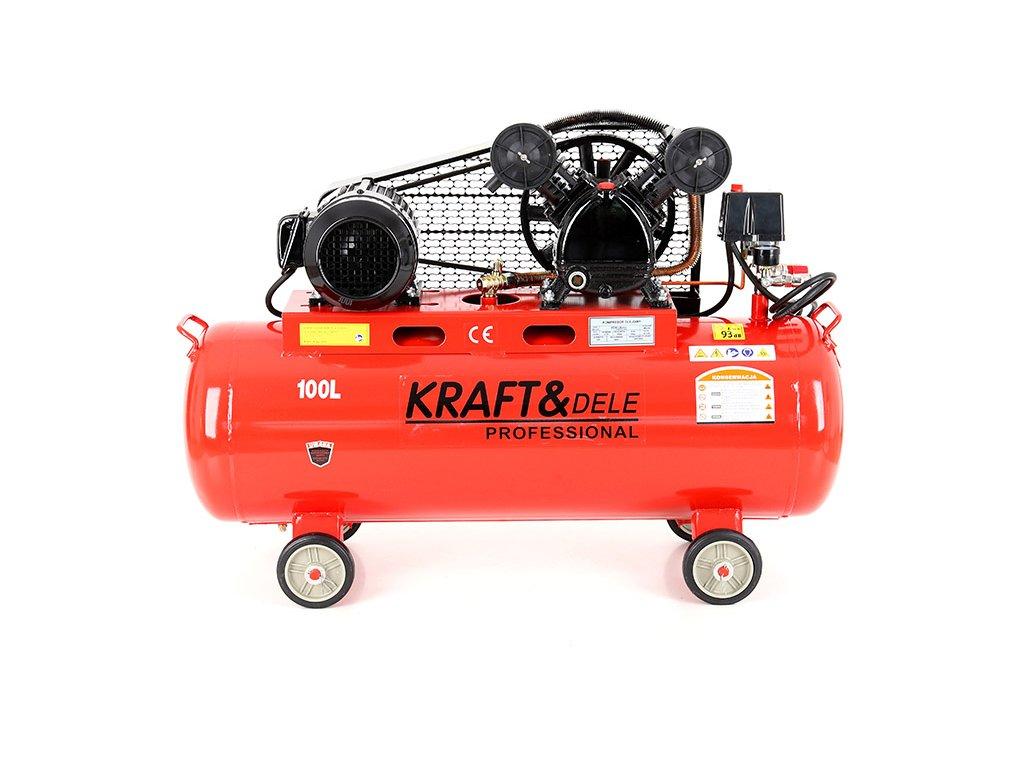 Kraft&Dele KD404  + olej zadarmo