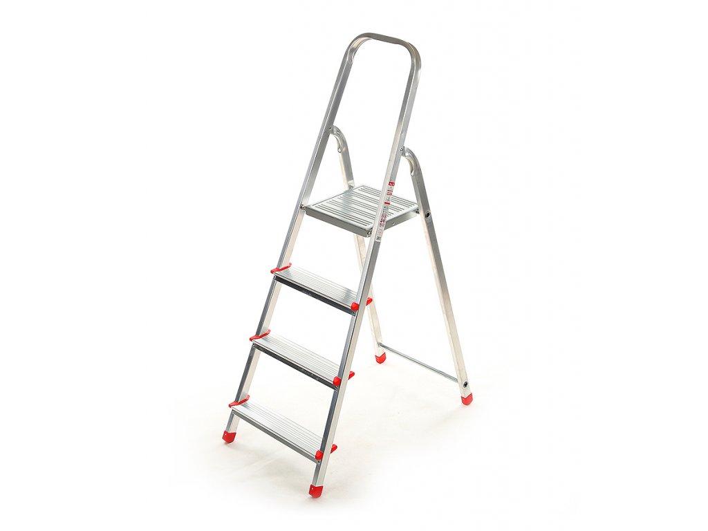 Domáci 4 priečkový rebrík Higher - 0,81m