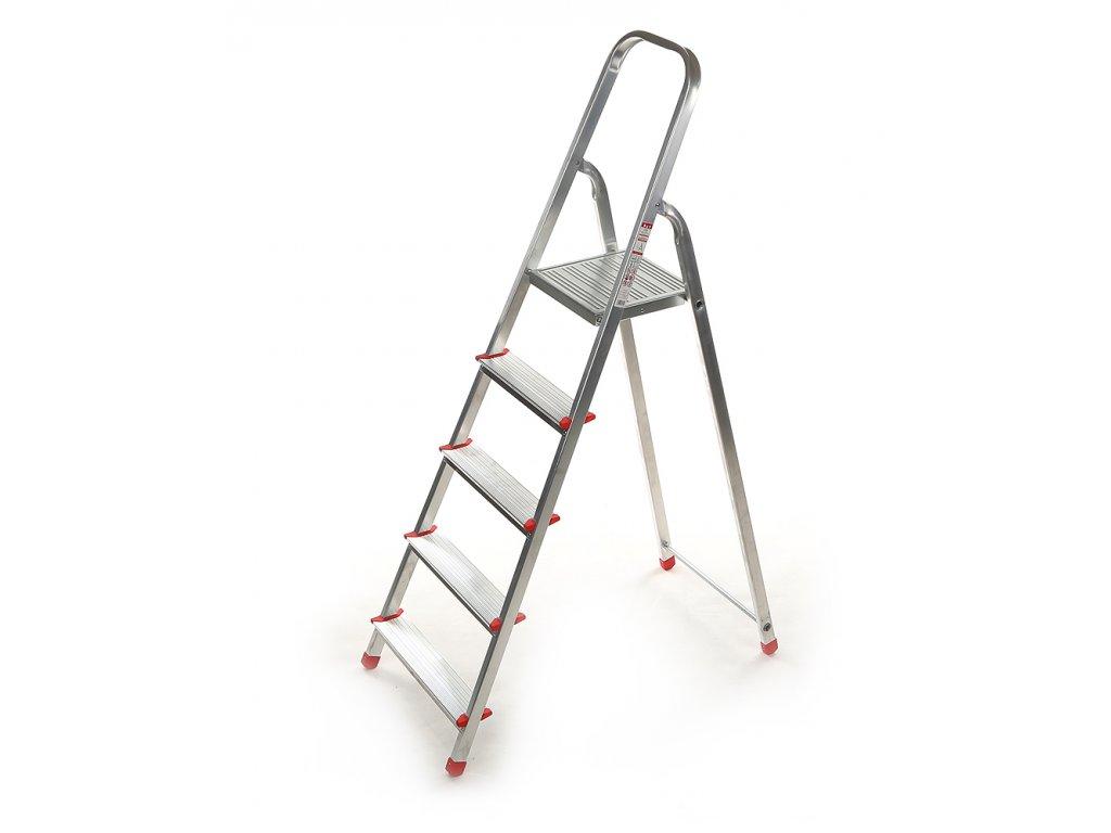Domáci 5 priečkový rebrík Higher - 1,02m